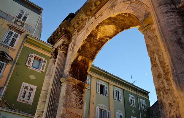 Arco dos Sérgios