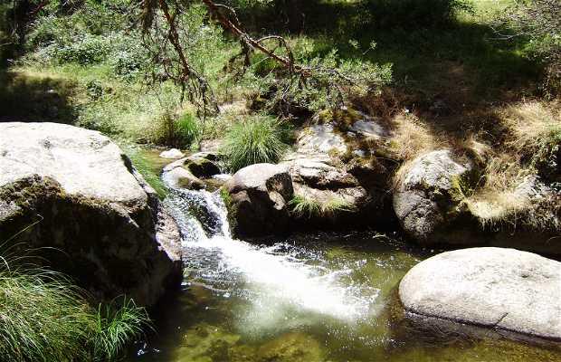 Ruta por el río Eresma