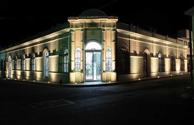 Centro para la cultura y las Artes Dr. Alfredo Espino