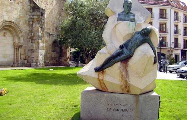 Sculpture de Ramón Alvarez