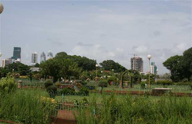 The Hanging Gardens - Jardines Pherozeshah Mehta