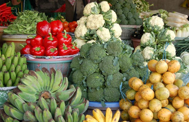 Mercado de Candikuning