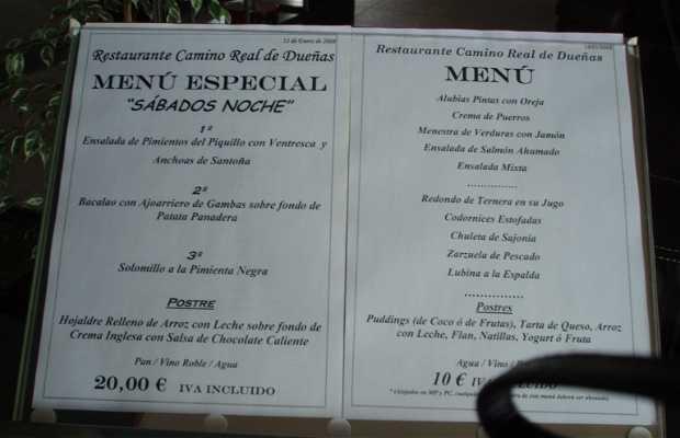 Restaurante Camino Real