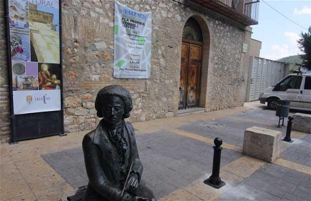Escultura de Manuel Tolsá