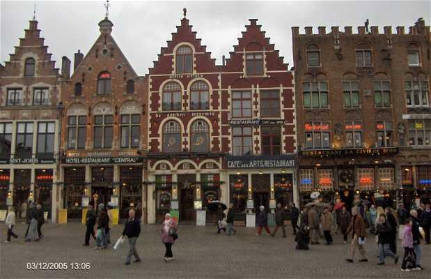 Old town of Bruges