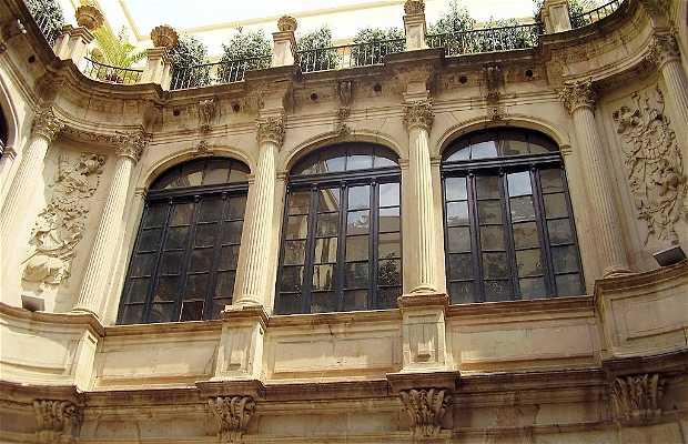 Palau de la Virreina a Barcellona