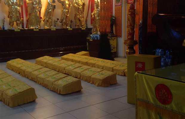 Pu hua si - tempio buddista