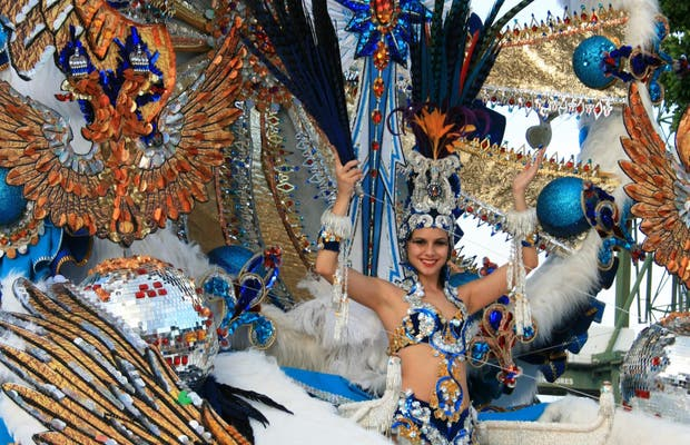 Carnavales de Santa Cruz