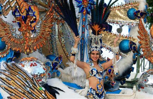 Carnevale di Santa Cruz