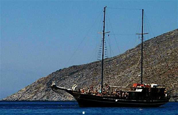 Isola di Dia a Heraklion