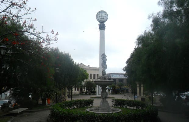 Plaza Conde de Prados