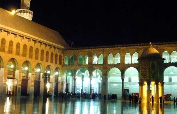 Courtyard of the Umayyad
