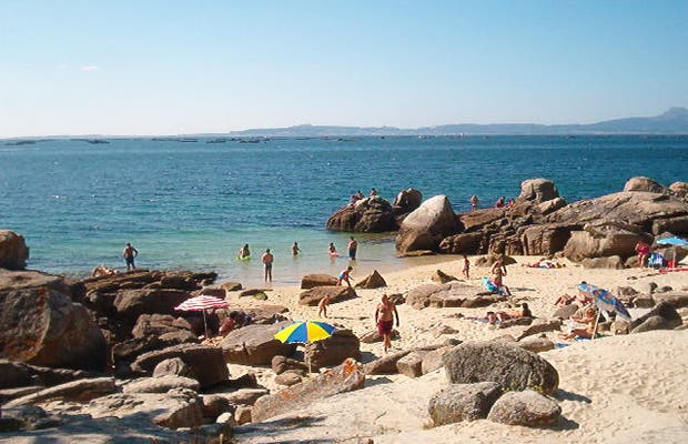 Area Das Pipas Beach