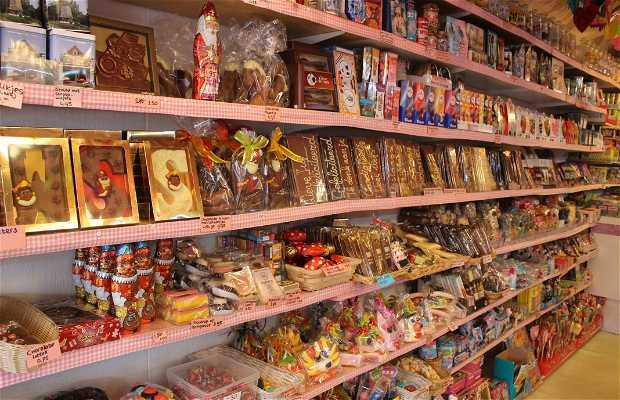 T' Snoepwinkeltje Chocolaterie