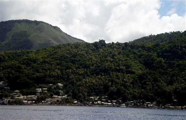 Soufrihre Bay (Soufrière Bay)