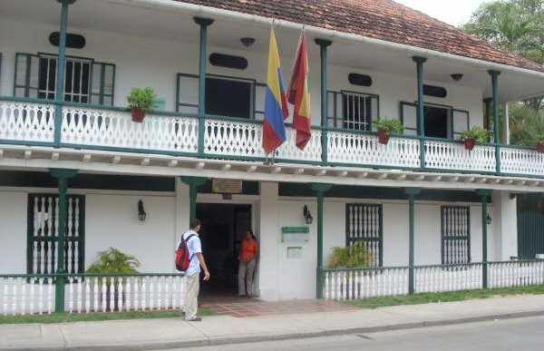 Casa de Rafael Nuñez