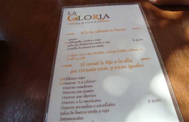 Desayunos La Gloria
