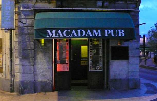 Macadam Pub