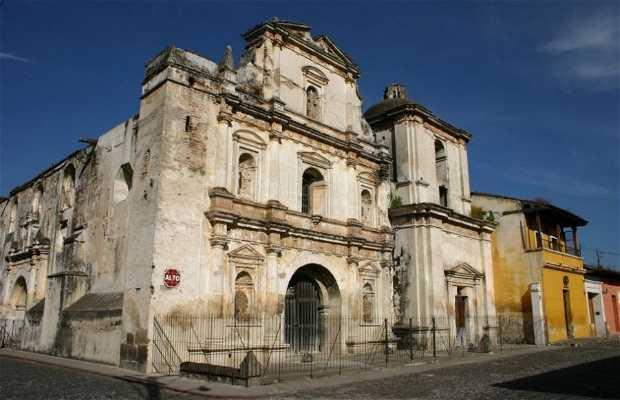Ruinas de la Antigua