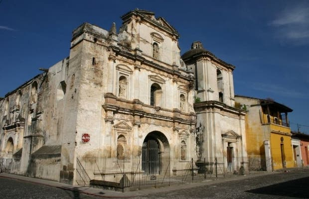 Ruins of Antigua