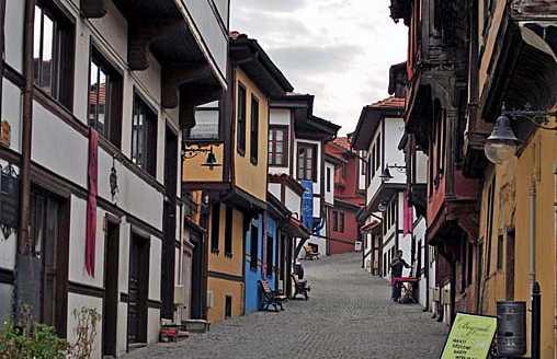 Barrio de Odunpazari