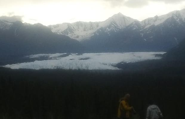 Glaciar de Matanuska