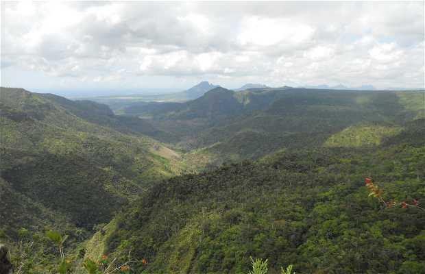 Tamarin Falls