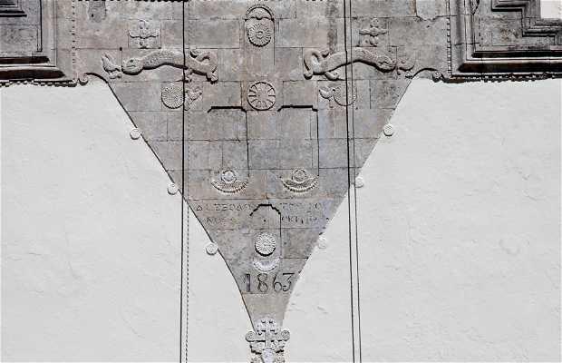 Iglesia Agios Konstantinos