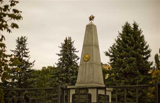 Cementerio Ruso de Székesfehérvár
