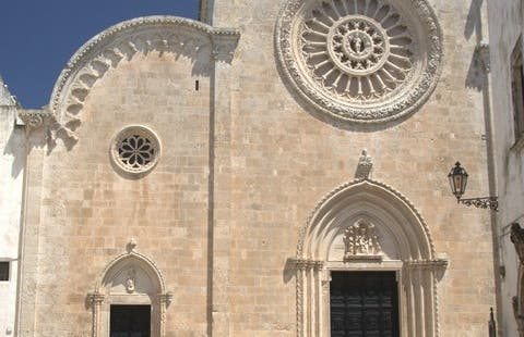 Concatedral de Ostuni