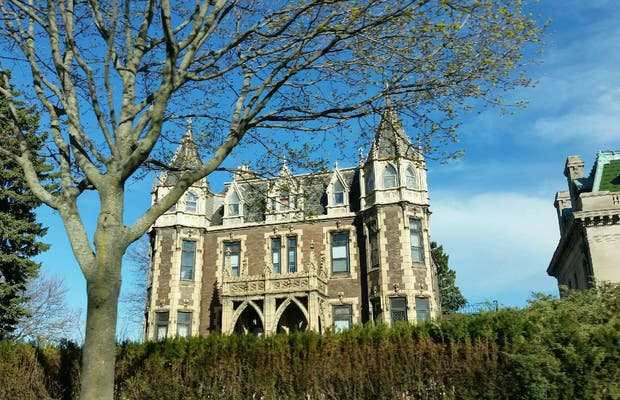 Goodrich Mansion (Wisconsin Conservatory of Music)