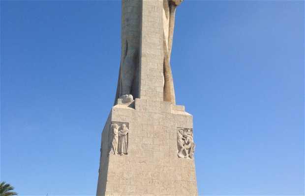 Monumento a la Fe Descubridora (Monument à la Foi en la découverte)