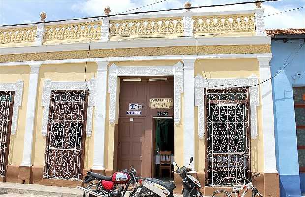 Restaurante Mimi en Trinidad, Cuba