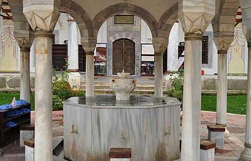 Mezquita de Kursunlu