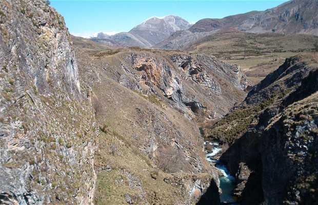 Landscapes in Villaseca de Laciana