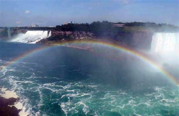 Cataratas del Niagara y HorseShoe