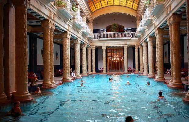 Gellert Baths in Budapest: 10 reviews and 21 photos