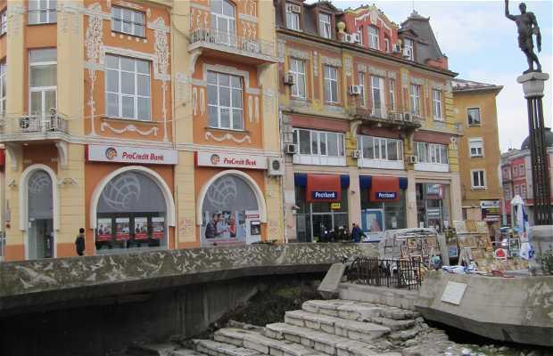Dzhumaya square