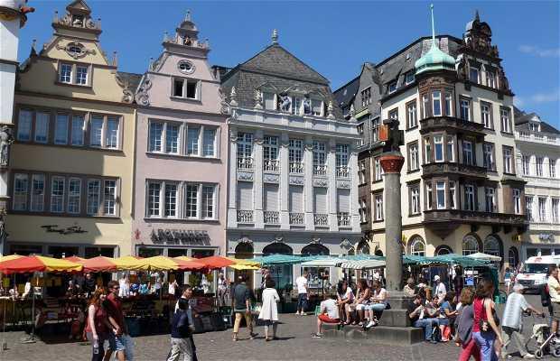 Piazza del Mercato di Trier