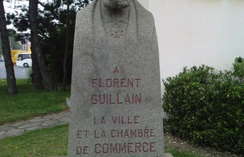 Hommage à Florent Guillain