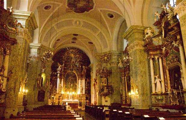 Iglesia de los Siervos de María