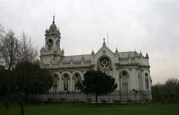 Iglesia de San Esteban de los Búlgaros