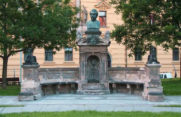 Homenaje a Vitezslav Halek