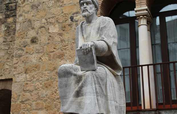 Statue d'Averoes