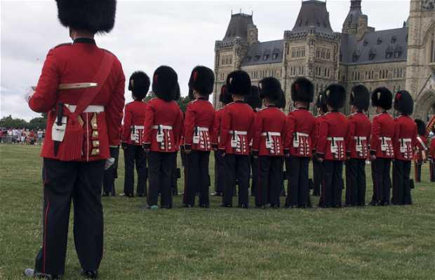 Cambio de Guardia del Parlamento