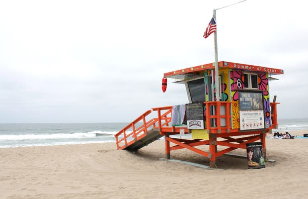 Lifeguard Stations of Southern California