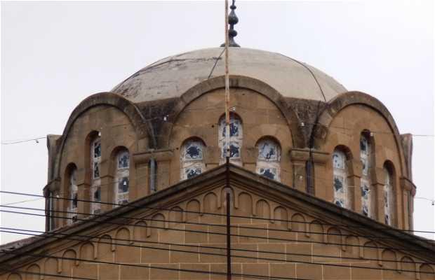 Yeni Sehir Sehitler Mosque