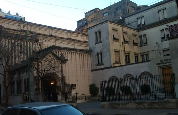 Iglesia Mater Admirábilis