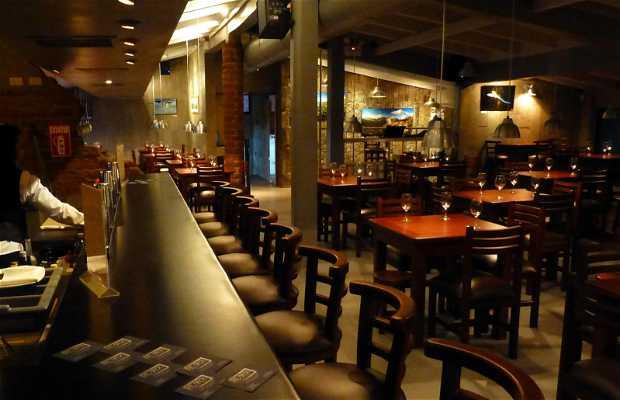Restaurante EL DECK Resto-Loft