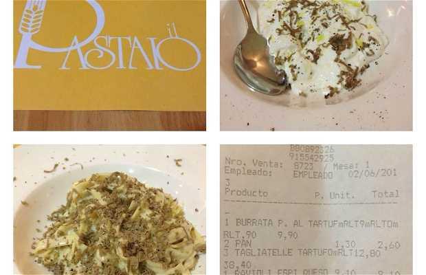 Restaurante Pastaio